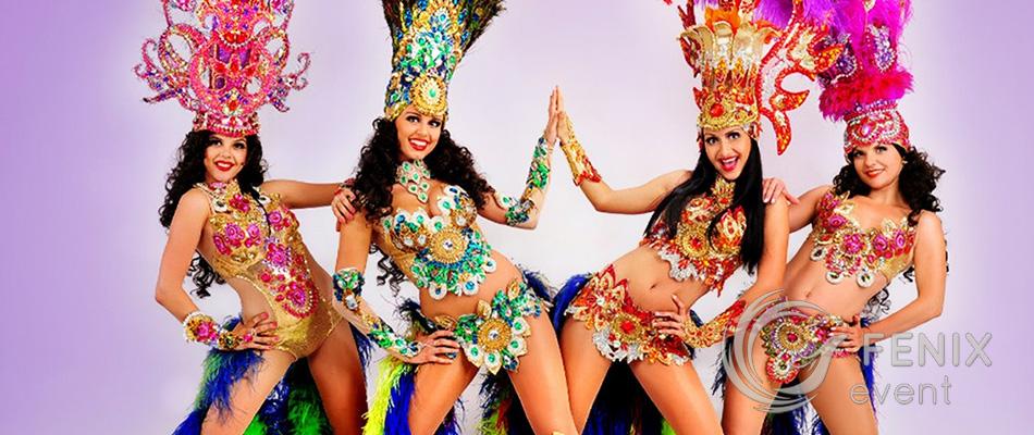 Лучшие танцоры на праздник в Москве