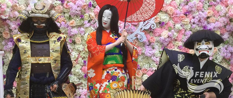 Заказать японское шоу на праздник в Москве. Заказать японское шоу на праздник Москва.