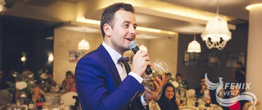 Лучший ведущий на юбилей в Москве заказать на праздник и день рождения недорого