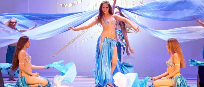 Заказать восточный танец танец живота на свадьбу в Москве